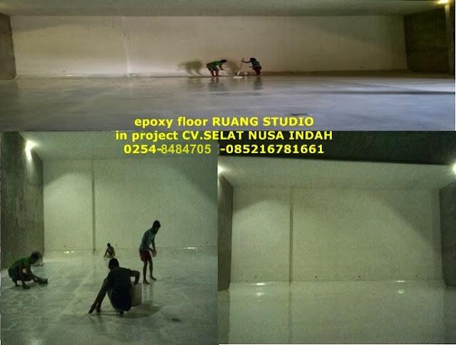 epoxy lantai dan dinding