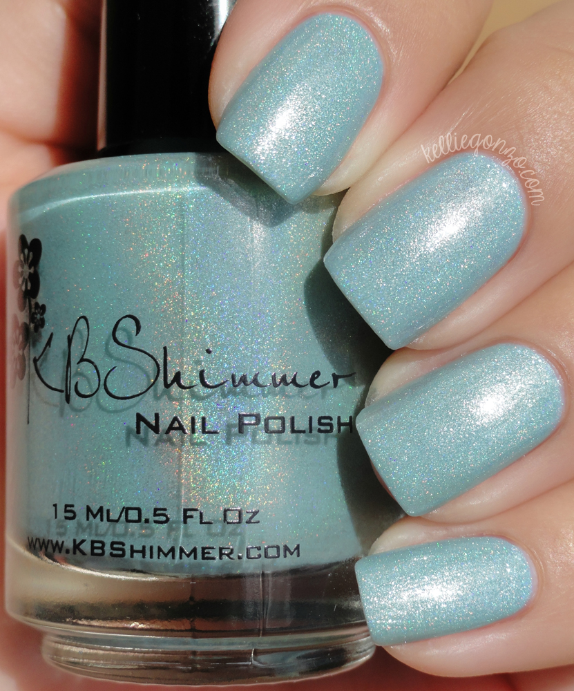 KBShimmer - Mint-al Vacation | kelliegonzo