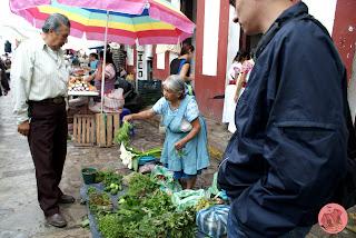 Mercado, Cuetzalan