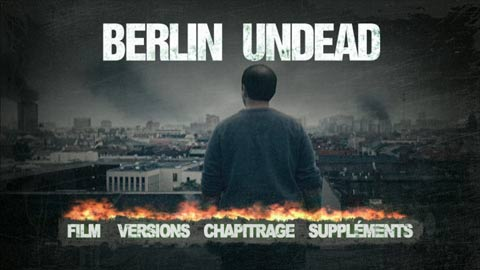 Menu DVD Berlin undead