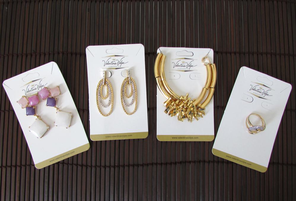 Semi joias, Valentina Volpe, Acessórios