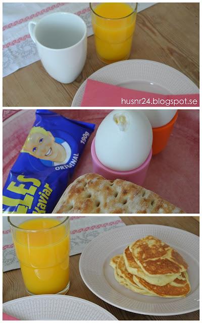 Söndagsfrukost