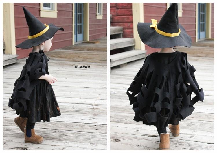 Toddler Witch Costume Patterns Meningrey