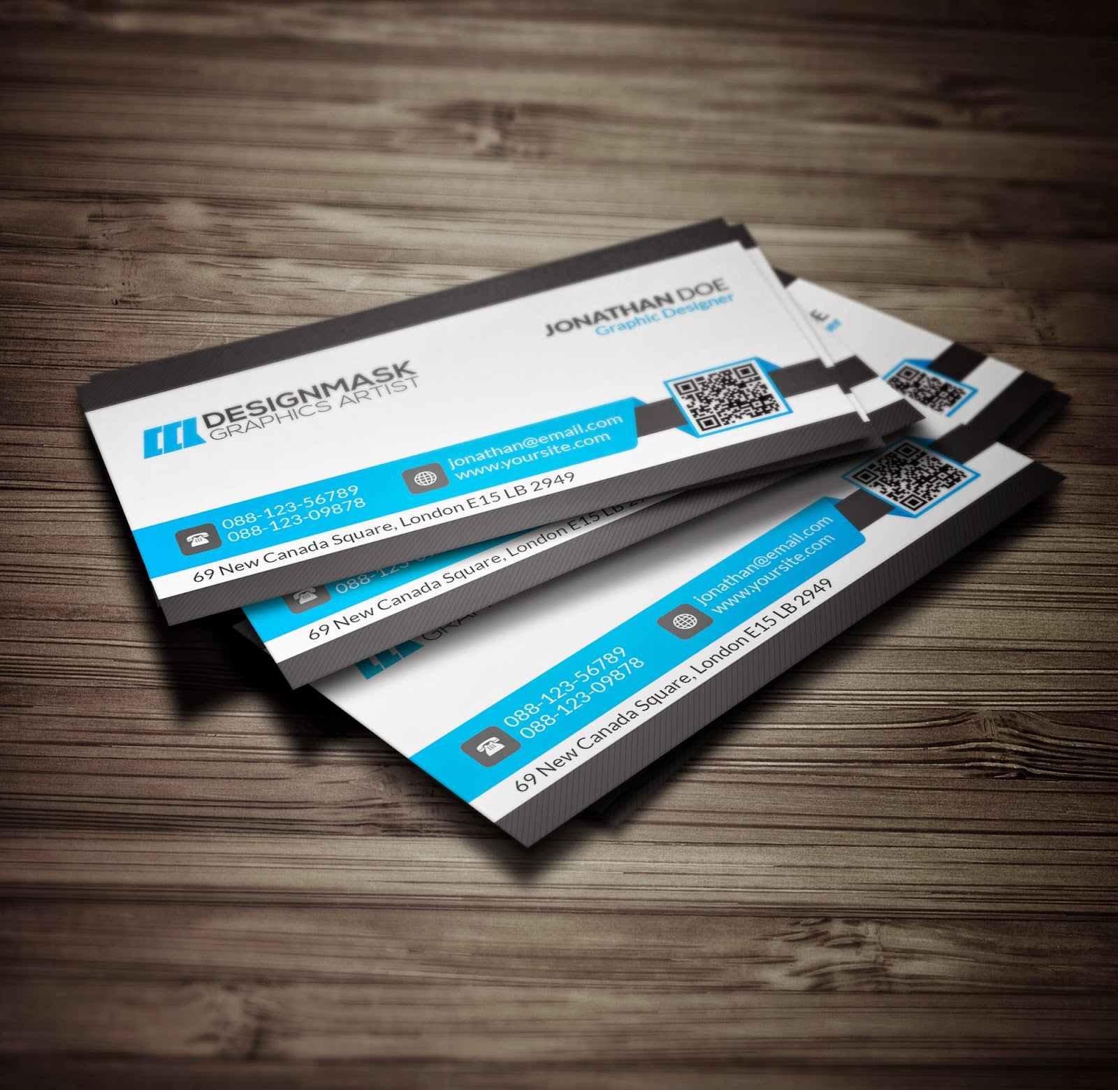 Graphicwind: Business Card Design
