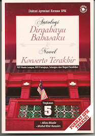 Buku Ulasan Komsas T5 2012 &amp; Konserto Terakhir