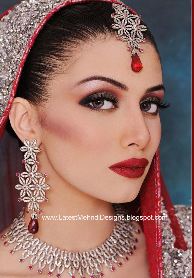 New Mehndi Makeup : Latest indian sudani pakistani arabic arabian mehndi