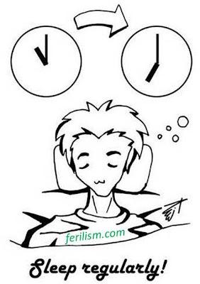 النوم الصحي وعلاقته باضطرابات النوم , اسباب الاضطرابات وعلاجها