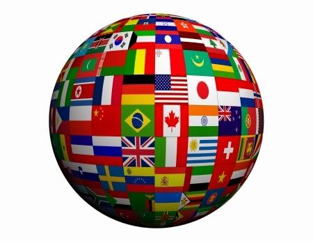 Internationalized websites