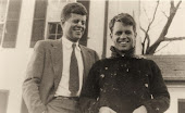 John Fitzgerald Kennedy and Robert Francis Kennedy