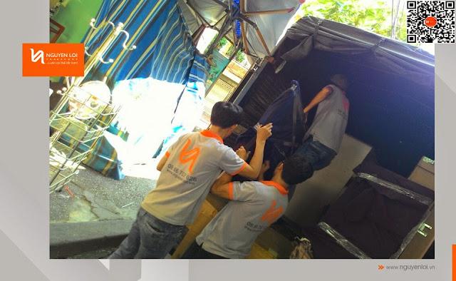 Dịch vụ chuyển nhà trọn gói A0905LU8