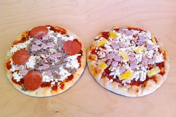 Redwood Vegan Pizzas