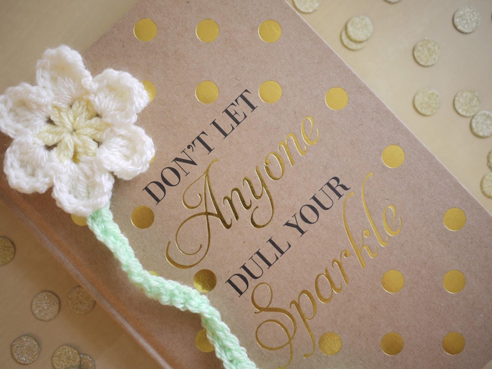 Crochet Daisy Bookmark Pattern Bella Coco By Sarah Jayne