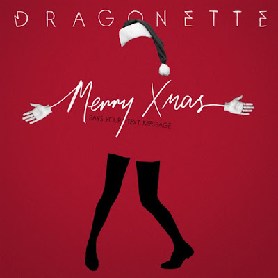 Photo Dragonette - Merry Xmas (Says Your Text Message) Picture & Image