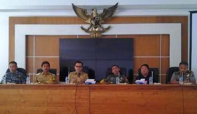 Latsitarda Nusantara XXXIV di Banyuwangi.