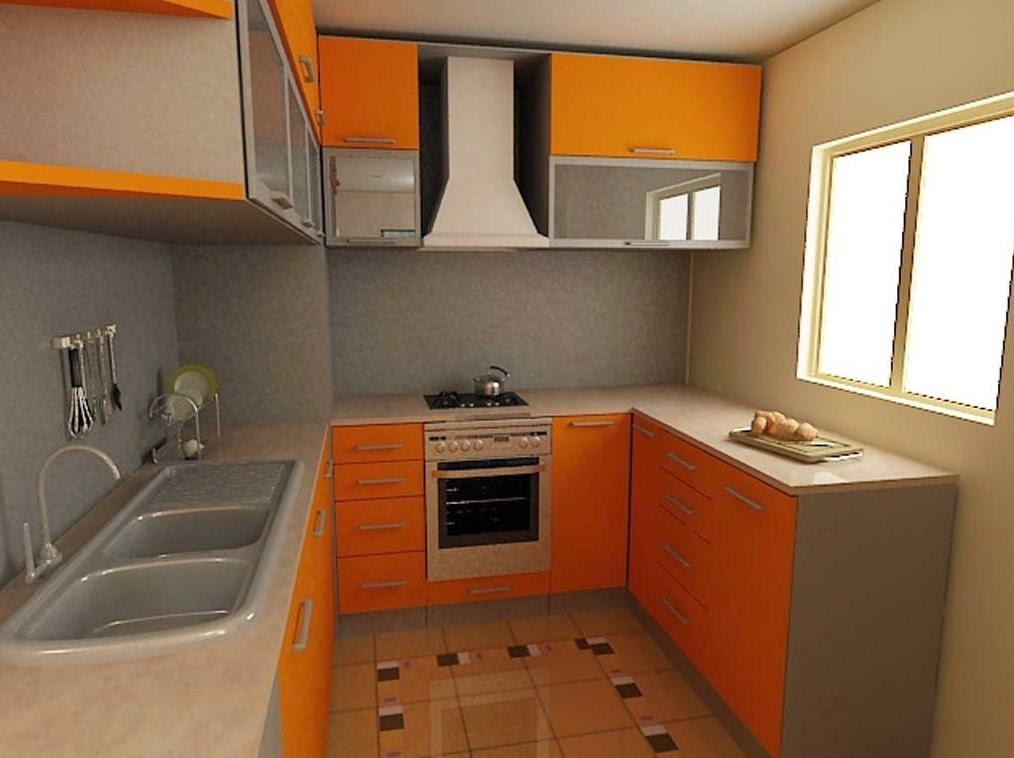 Moved temporarily for Small modular kitchen