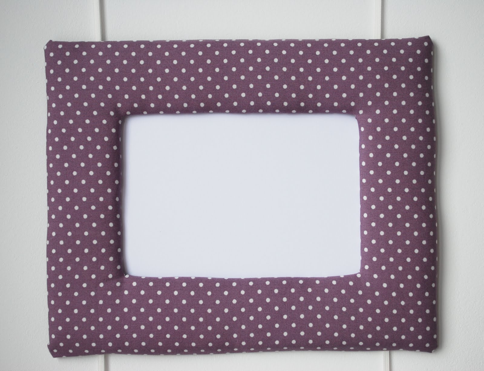 Rosie Simons Graphic and Surface Design: New fabric photo frames