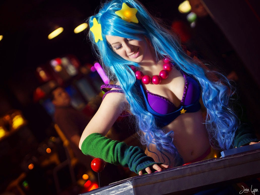 League of Legends Cosplay Miss Fortune Lol Cosplay