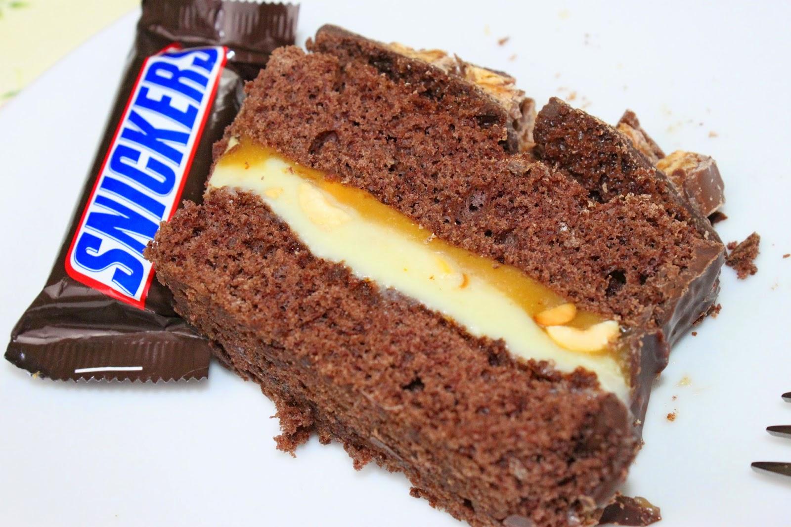 snickers kuchen selber machen snickers kuchen rezept. Black Bedroom Furniture Sets. Home Design Ideas