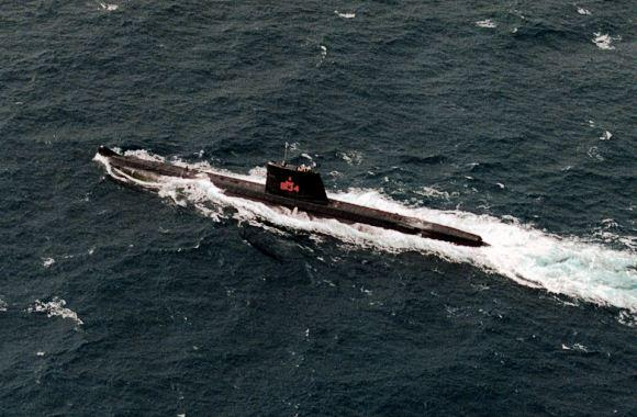 Kapal selam Pakistan PNS Ghazi (S-134)