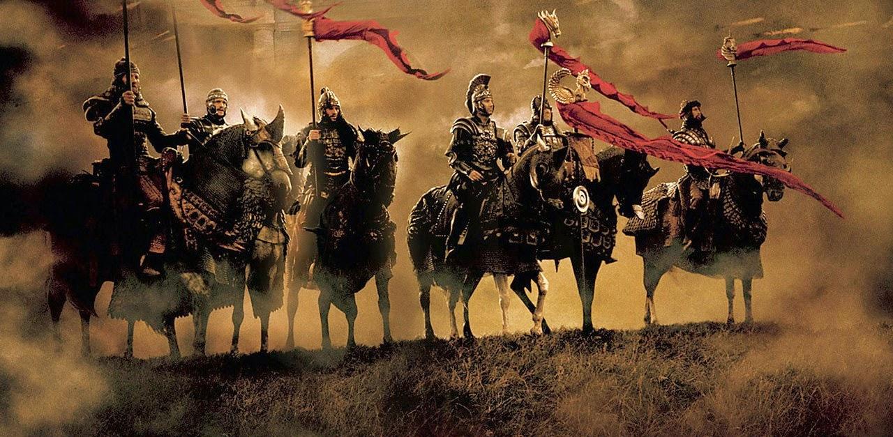 Começam as filmagens do novo filme sobre o Rei Arthur, dirigido por Guy Ritchie