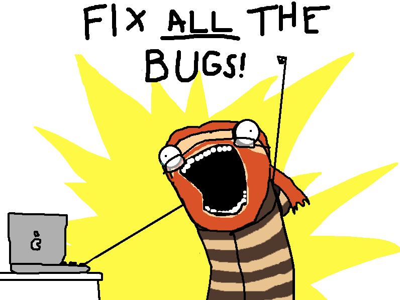 Kết quả hình ảnh cho fix bug