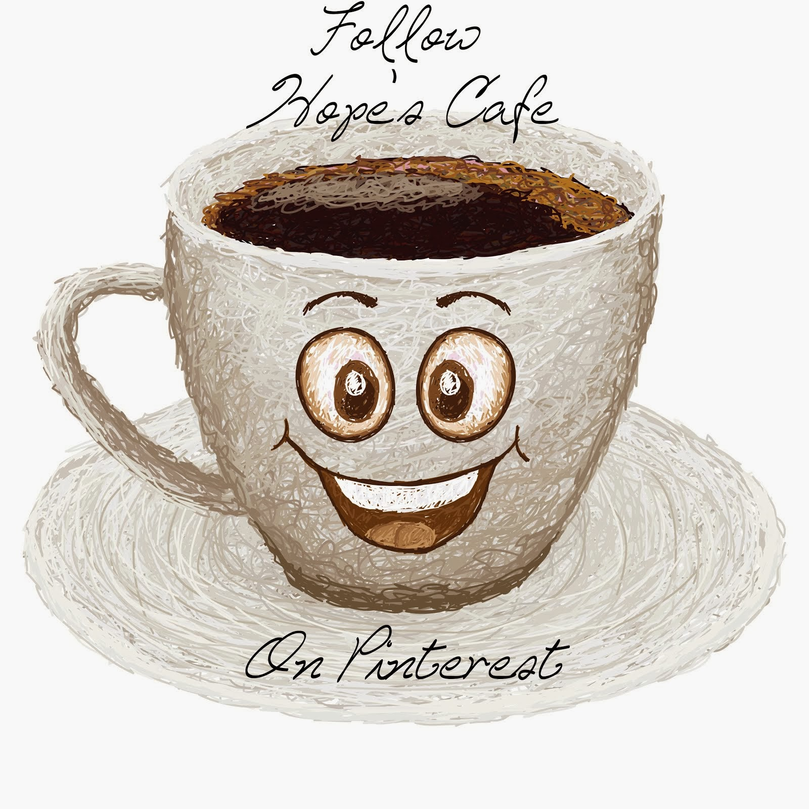 Hope's Cafe on Pinterest!