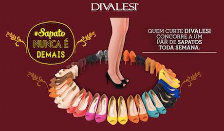 Participar da promoção 2015 Sapato Nunca é Demais