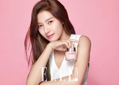 Kim So Eun Elle November 2015