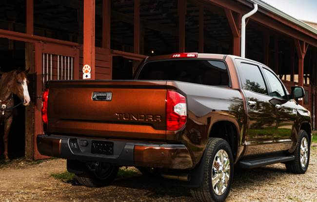 2016 Toyota Tundra 1794 Edition First Test