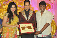 Celebraties at Actor Bharat n Jessy Wedding Reception Photos+%252898%2529 Actor Bharath n Jessy Wedding Photos