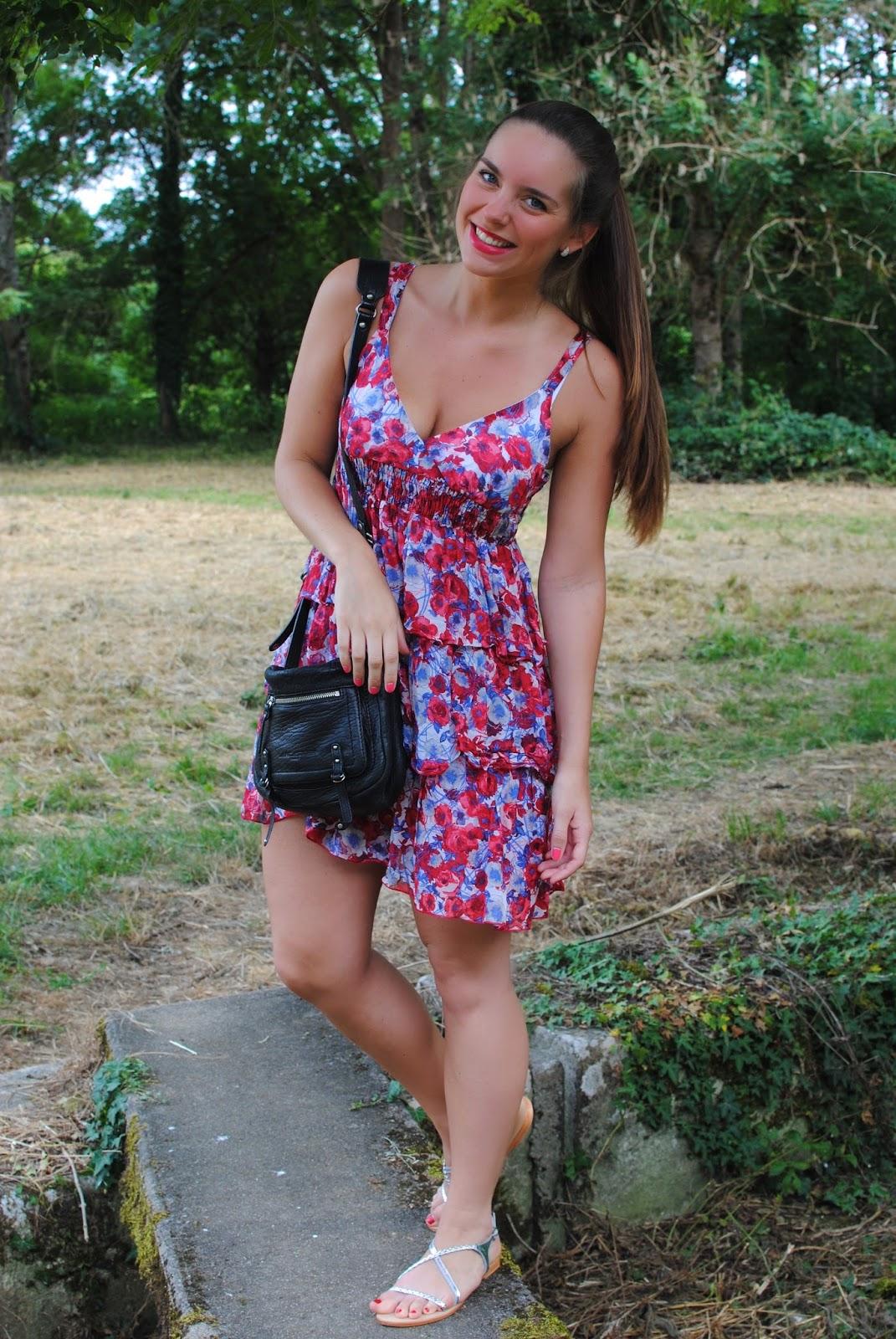 robe d'été sandales jonak