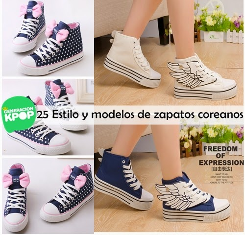 El Y Modelos A Mujer Para Coreano De Zapatos 100 Estilo ZAf5wqq8