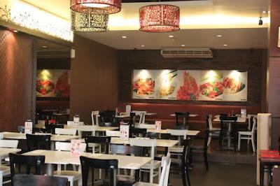 Resto Mangkok Putih di Cilandak Town Store