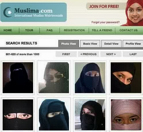Online dating muslim