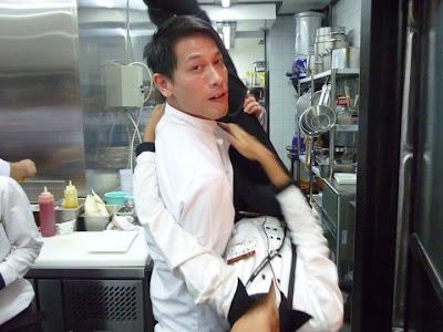 Foto Foto Chef Juna