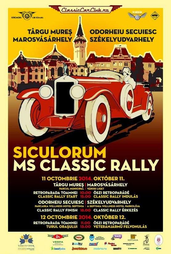 MS Classic Rally