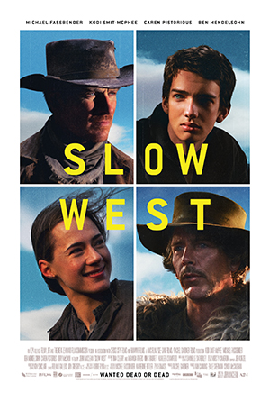 Poster Slow West 2015