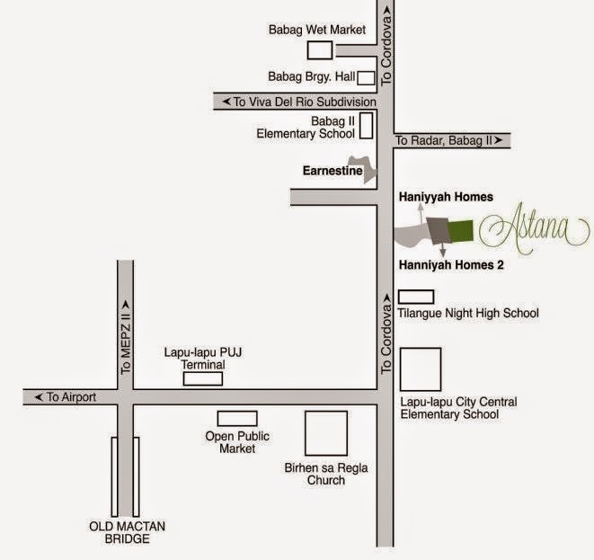 Astana: Townhouses for Sale (Code: TH-8562) - Mactan, Cebu ...