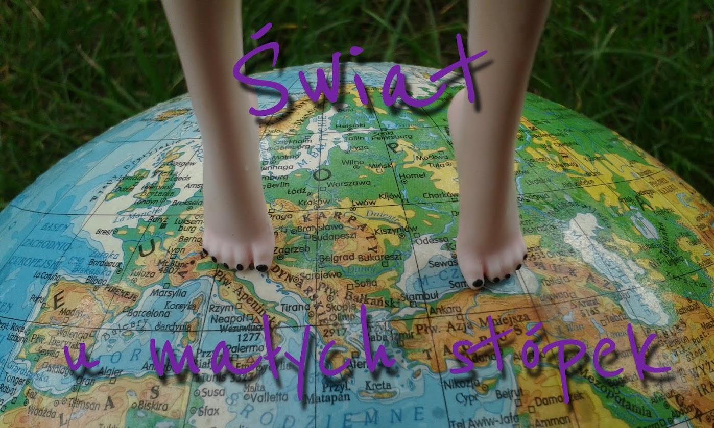 Świat u małych stópek