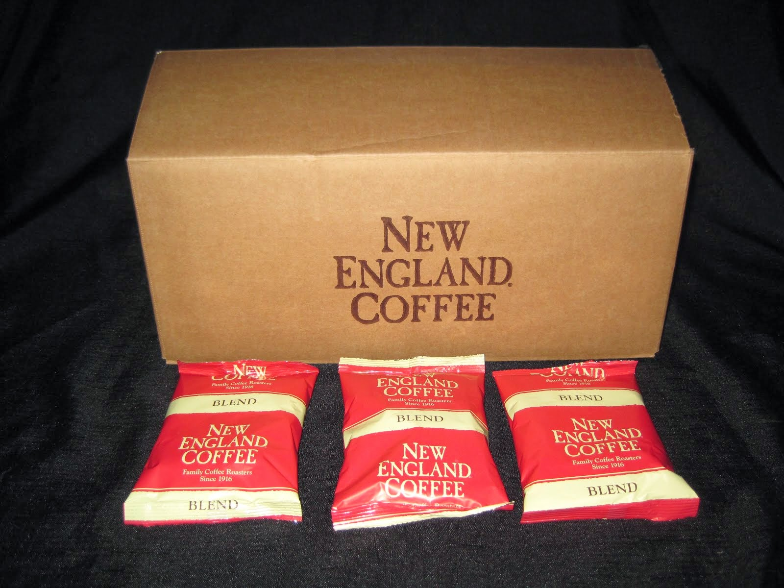Eye Opener New England Coffee 42/2.5 oz - Item # 51232