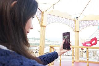 ASUS<wbr>ZenFone<wbr>Selfie<wbr>X<wbr>DISCOVERY<wbr>BAY<wbr>聖誕王國嘉年華