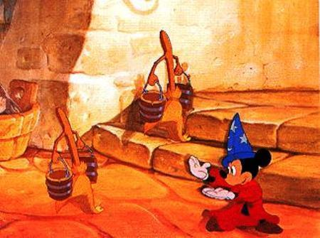 Fantasia  The Only Time Brooms Have Done Anything Worthwhile. ... They Did  Kill Mickey, Right?