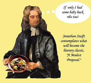 Jonathan Swift and 'Gulliver's Travels'