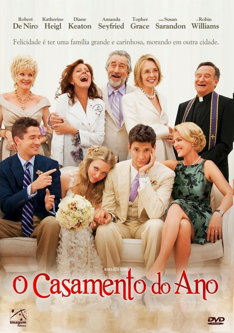 O Casamento do Ano – Legendado (2013)