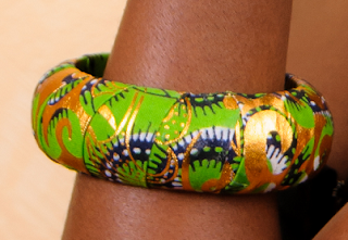 Add African culture to your wrists