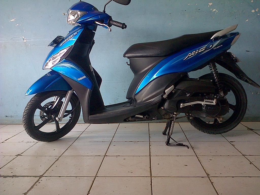 Kredit Motor Yamaha Mio J