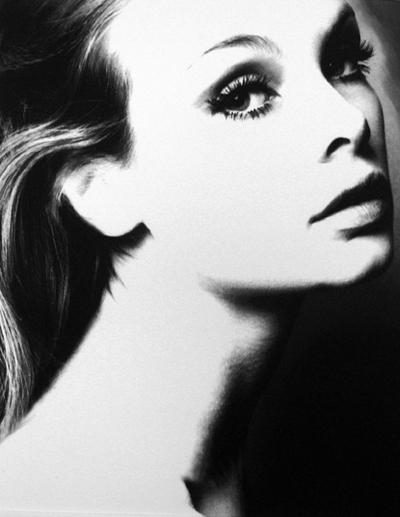Jean Shrimpton Lillian Bassman Photography