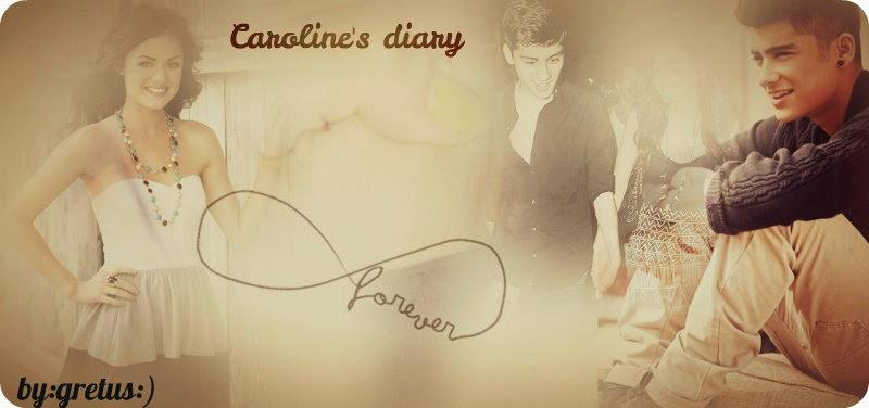 Caroline's diary