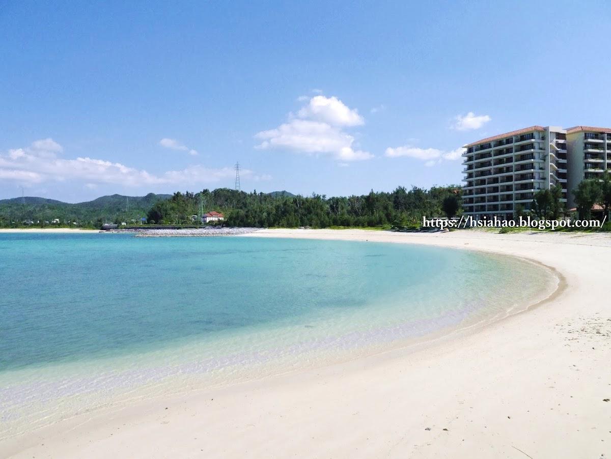 沖繩-推薦-景點-部瀨名海中公園-海灘-beach-ブセナ海中公園-自由行-旅遊-Okinawa-busena-park