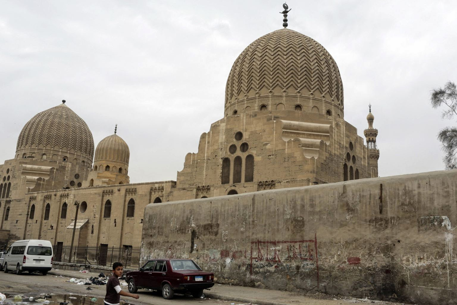 Serendipity aids Egypt recover stolen heritage